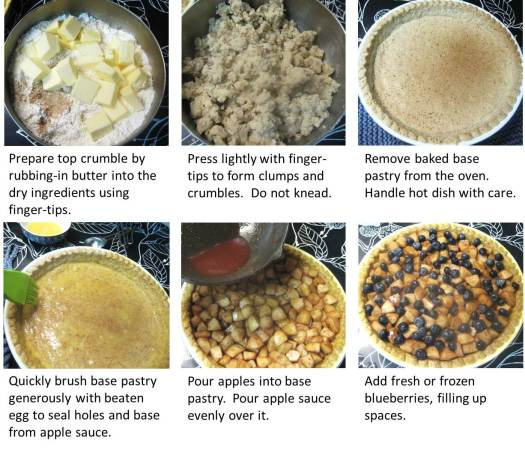 Apple-blueberry crumble - page 4
